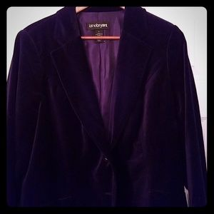 Lane Bryant velvet jackets . Price is for EACH jac